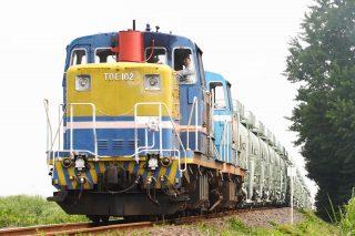 TDE10 102 樽見鉄道