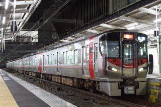 227系 山陽本線・可部線・呉線