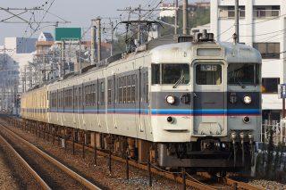 115系3000・3500番台 N編成(広島快速色) 山陽本線