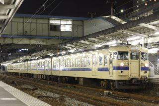 115系3000・2000番台 C編成(瀬戸内色) 山陽本線