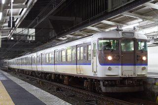 115系2000・1000番台 O編成(30N・広島更新色) 山陽本線