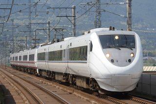 681系0番台 しらさぎ編成 サンダーバード