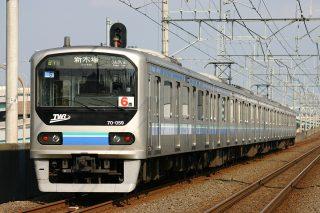 東京臨海高速鉄道 70-000形 6両編成 りんかい線