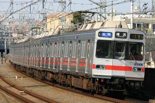 東急電鉄 8590系 東横線