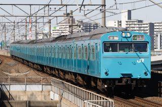 103系 京葉線