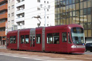 広島電鉄 1000形1002 PICCOLA