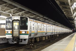 211系5000番台 中央本線