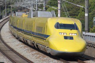 923系0番台 ドクターイエロー 東海道・山陽新幹線