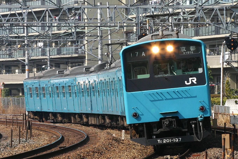 201系 JR京都線