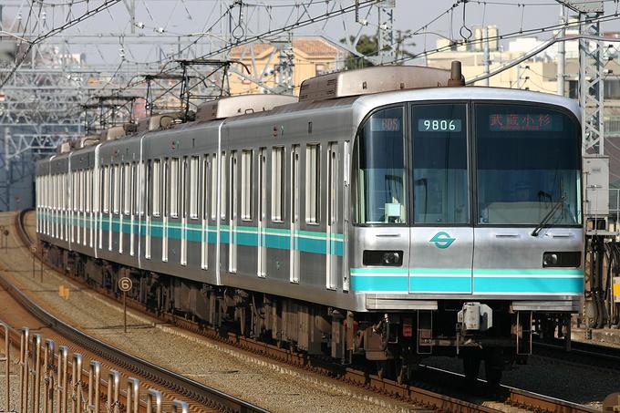 営団地下鉄 9000系 南北線